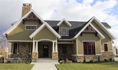 Craftsman Style Home Exteriors | how to bring artisan craftsman details into your home