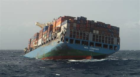 mv mol comfort mitsui o s k lines sues shipbuilder after mol comfort