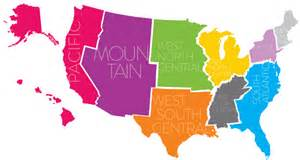 us map by dma mapped out new nielsen infographic analyzes