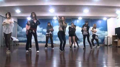 tutorial dance mr mr snsd snsd girls generation the boys mirrored dance practice
