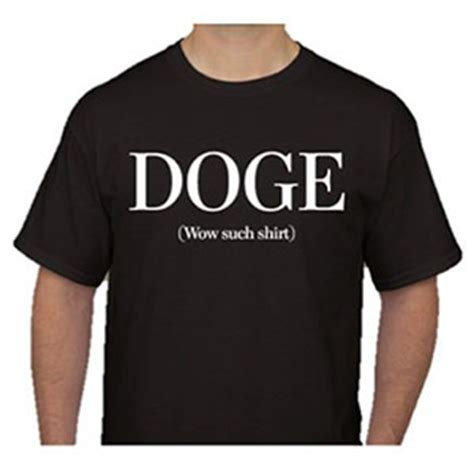 Doge Meme T Shirt - secondhand meme profits the doge shirt 187 the worst things for sale