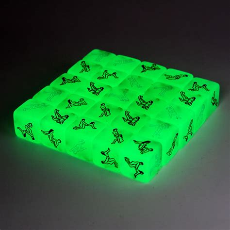 adult bedroom games glow in the dark adult lover s sex dice games bedroom fun sexy health care toys ebay