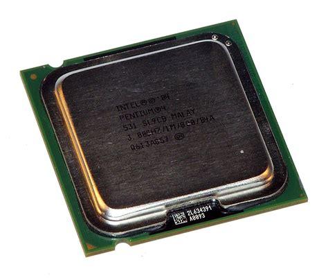 Prosesor Lga 775 Intel Pentium 4 3 0ghz intel hh80547pg0801mm 3 0ghz pentium 4 531 socket t lga775