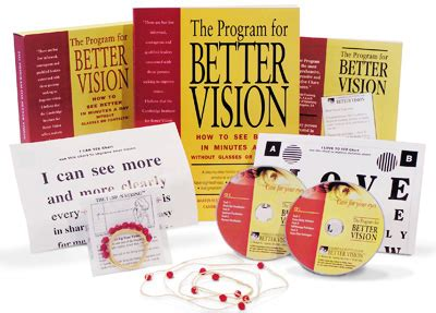 can my eyesight get better cambridge institute for better vision will improve your