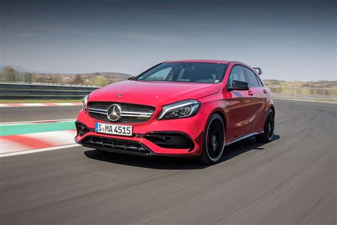 mercedes a45 amg review mercedes a45 amg review in pictures evo