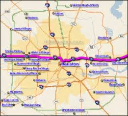 i 10 houston traffic maps and road conditions