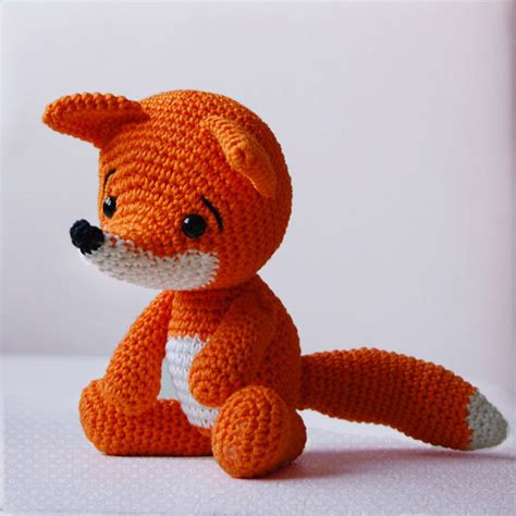 amigurumi fox amigurumipatterns amigurumi pattern for the fox by