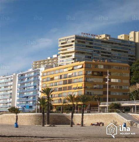 benidorm appartments flat apartments for rent in benidorm iha 76242