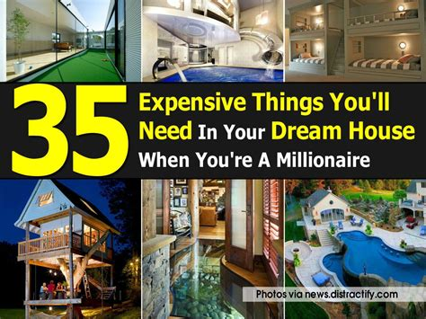 things you need for house 35 expensive things you ll need in your dream house when