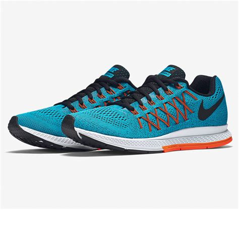 running shoes fitted nike air zoom pegasus 32 running shoes wide fit fa15