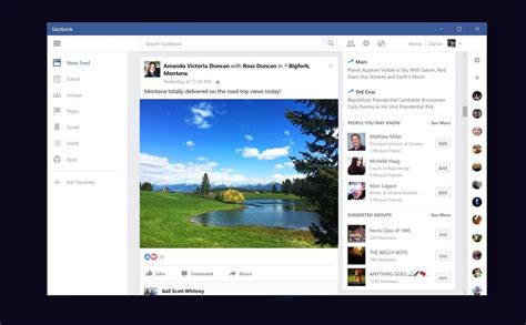 fb download for pc facebook for windows 10 on pc is now available to download