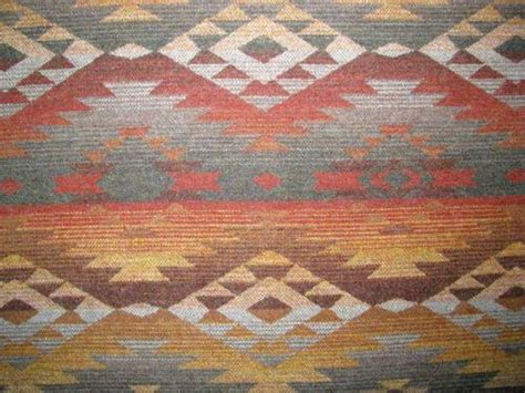 Western Upholstery Fabric by Southwest Upholstery Fabric Ebay