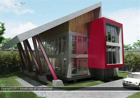tren desain rumah minimalis archipost