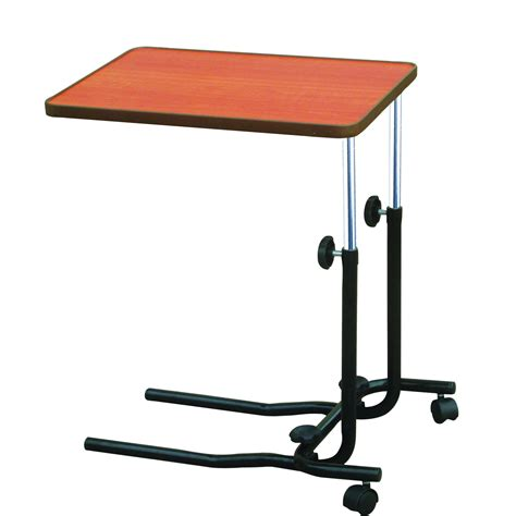 over bed tables overbed table china overbed table mobile table