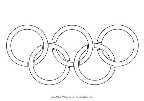 olympic rings coloring page 20 kid friendly ideas to celebrate the olympics
