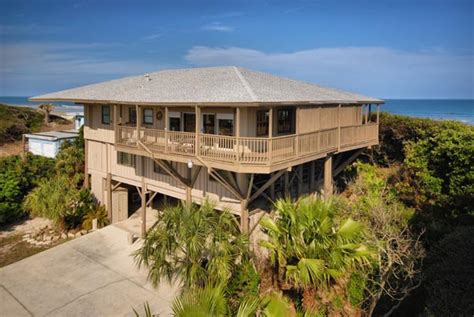 Beach House Rental Near Historic St Augustine Florida House Rentals St Augustine Fl