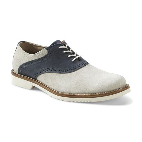 dockers oxford shoes dockers s morley beige navy casual oxford shoe