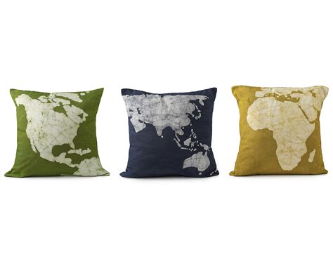 Continental Pillows by Continent Pillows Set Of 3 Pillow Dyed Pillow