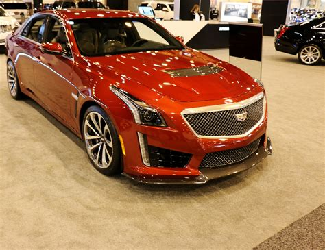 cold weather and metal at the houston auto show