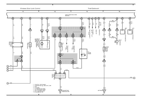 electric power steering 2005 toyota solara transmission control repair guides overall electrical wiring diagram 2004 overall electrical wiring diagram