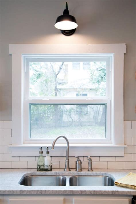 kitchen window trim best 20 interior window trim ideas on pinterest