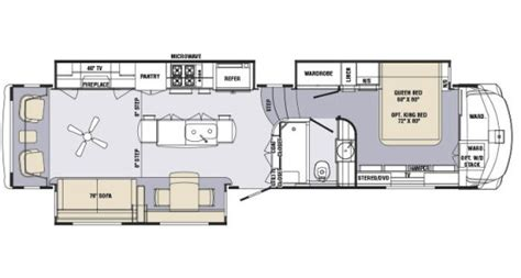 holiday rambler fifth wheel floor plans holiday rambler fifth wheel floor plans meze blog