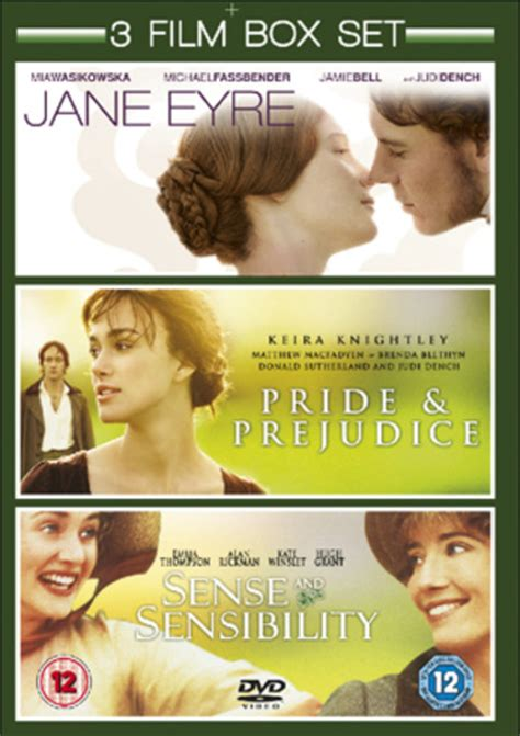 common themes in pride and prejudice and sense and sensibility jane eyre pride and prejudice sense and sensibility dvd