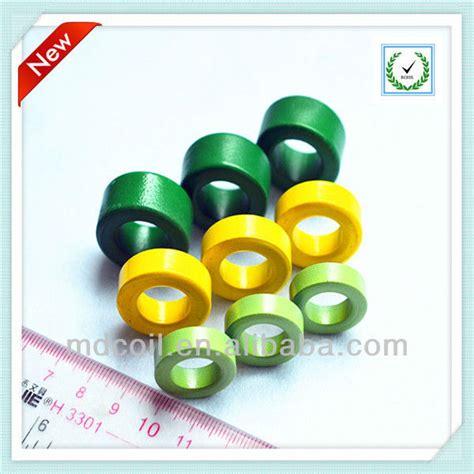 inductor permeability high permeability ferrite inductor toroid green buy ferrite inductor toroid