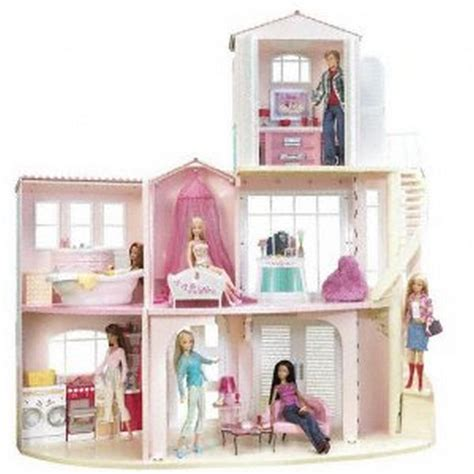 a barbie doll house barbie doll barbie doll wallpaper barbiedoll pics barbie doll house