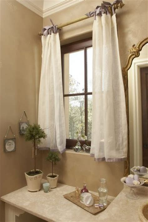 shower curtain window treatment best 25 bathroom window curtains ideas on