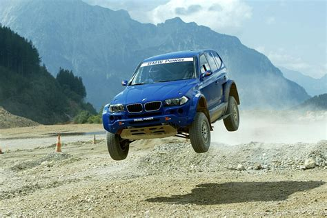 bmw rally off road e83 x3 building up a bmw suv for actual off road use x