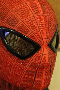 amazing spiderman costume mclean print with my inner face