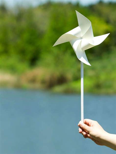 A Paper Windmill - paper windmill diy confuciusmag