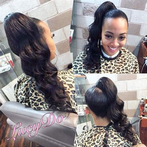 Ponytail Bottom Curly best 25 curly ponytail ideas on curly
