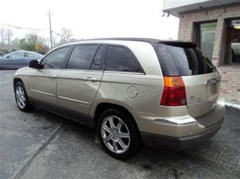 security system 2006 chrysler pacifica regenerative braking buy used 2006 chrysler pacifica touring in 7629 s meridian st indianapolis indiana united