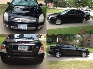 Used Cars For Sale By Owner Houston Tx Cheap Used 2007 Ford Fusion For Sale By Owner In Houston Tx 77040