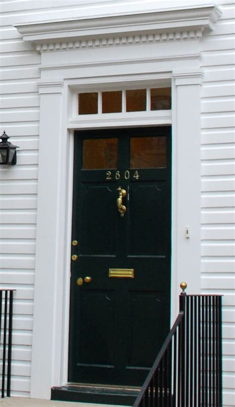 Colonial Exterior Doors Colonial Front Door Entry Way Inspiration