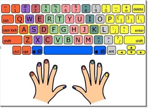 Apprendre à taper au clavier