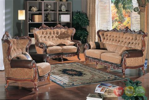 Traditional Sofas Living Room Furniture Living Room