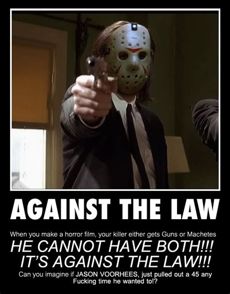 s day quotes jason jason voorhees quotes quotesgram