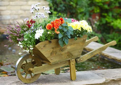 Garden Accessories Pictures Wooden Garden Ornaments 15 Beautiful Ideas Houz Buzz