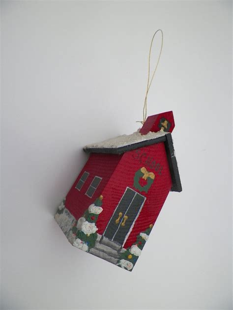 1000 images about school house ornaments on pinterest
