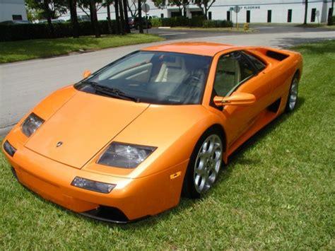 2001 Lamborghini Diablo 2001 Lamborghini Diablo Pictures Cargurus