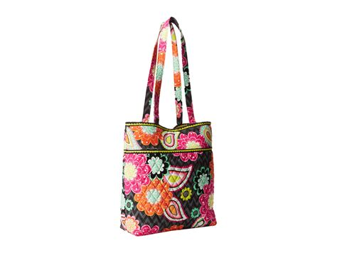 lucky you pattern vera bradley vera bradley tote lucky you zappos com free shipping
