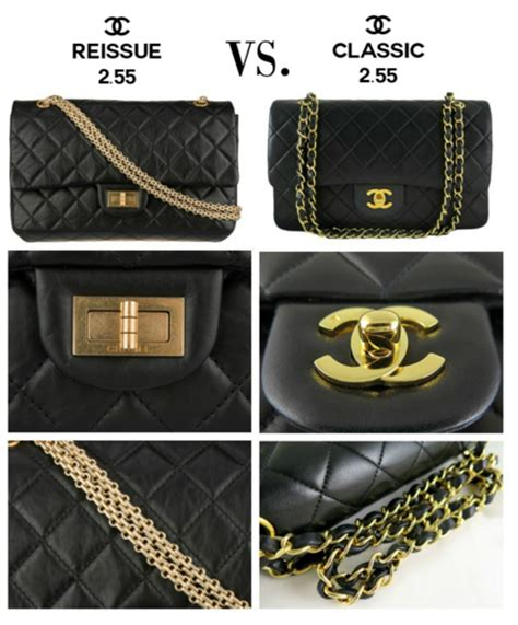 Sho Caviar Vs Metal chanel 2 55 bag sizes style guru fashion glitz