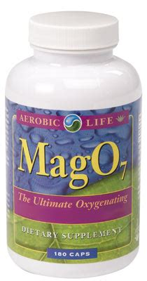 Does Mag07 Detox by Mag 07 Oxygen Colon Cleanse 180 Caps Customer Reviews