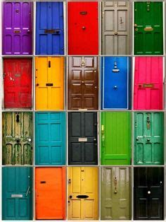 a colorful look behind the doors of dublin huffpost 1000 images about coloured doors on pinterest doors