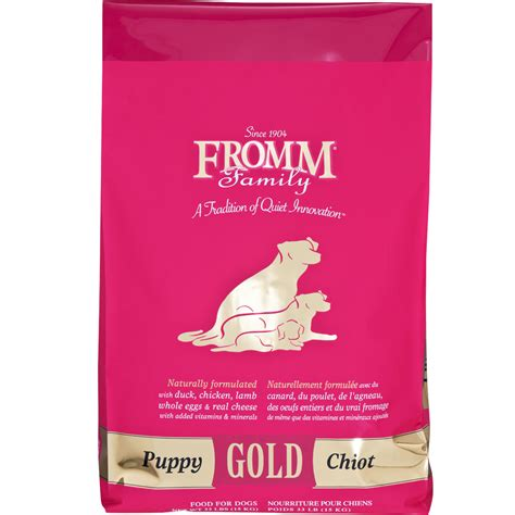 fromm gold food fromm gold puppy food 33 lb healthypets