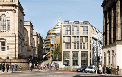 Lewis Edinburgh Home Design by Jestico Whiles Detail Plans For Set St