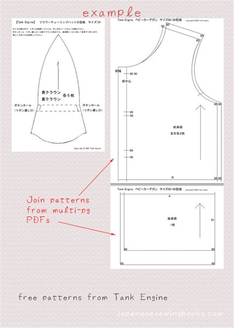 pattern sourcebook japanese style pdf free japanese sewing patterns tank engine japanese